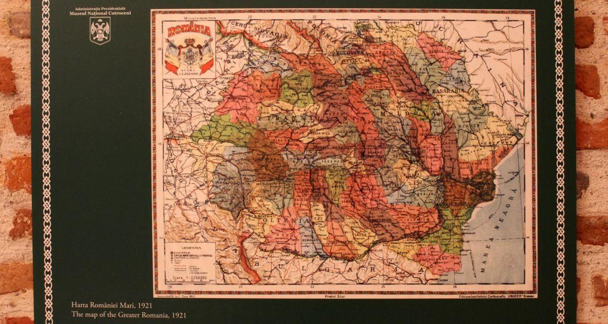 """Expoziția """"Marea Unire. De la victoria în Primul Război Mondial la încoronarea suveranilor României Mari"""" @ Muzeul Național Cotroceni"""