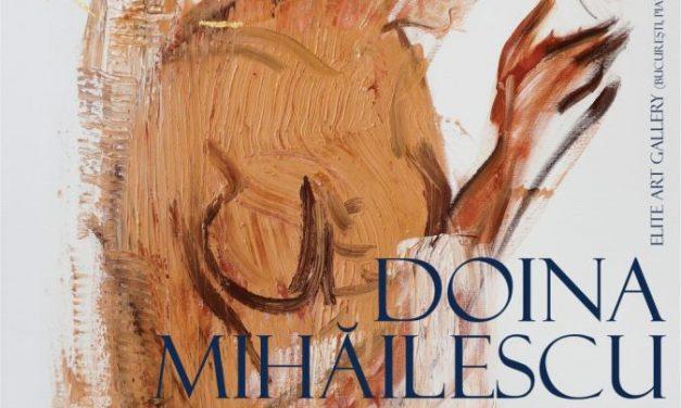 """Expoziție de pictură și grafică Doina Mihăilescu""""DE LA ÎNTÂIA PRIVIRE"""" @ Elite Art Gallery, București"""