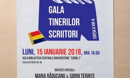 Gala Tinerilor Scriitori @ Muzeul Național al Literaturii Române
