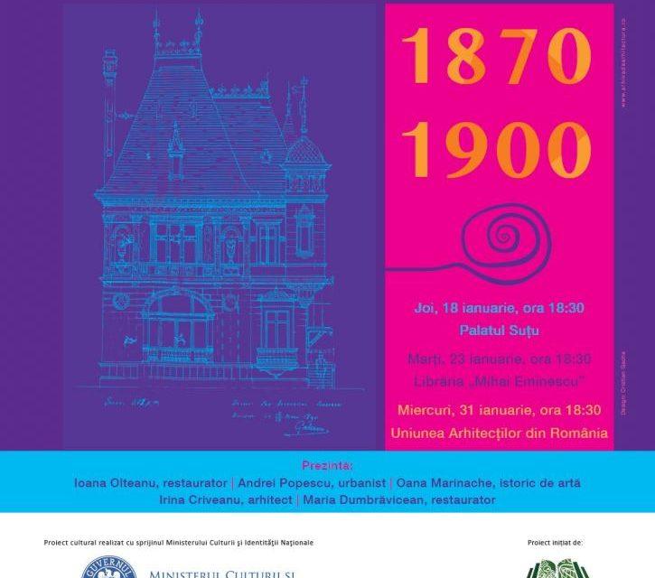 """Manifestări culturale, în cadrul proiectului """"Patrimoniuromânesc,influențeeuropene"""" organizate de Asociația Istoria Artei"""