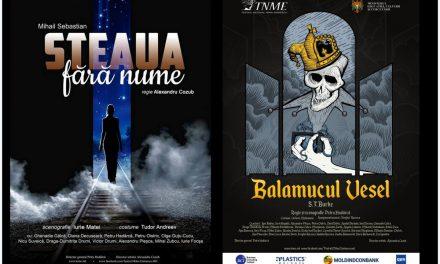 """Turneul Teatrului Naţional """"Mihai Eminescu"""" din Chişinău pe scena TNB!"""