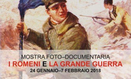 Expoziţia «Românii şi Marele Război» la Sacile (Italia)