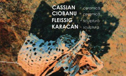 """Expoziţia de sculptură și ceramică """"Re-PLACE"""" @ Muzeul de Artă Comparată Sângeorz-Băi"""