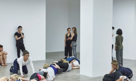 Expoziția personală – performance Alexandra Pirici: Co-natural @ New Museum, New York