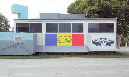 Artist talk Daniel Djamo: NOMADAPTARE @ Auberge Internationale de Québec, Canada