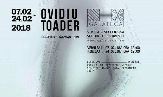 """Sculptorul Ovidiu Ștefan Toader aduce India în România prin expoziția """"Cuib"""" @ Galeria Galateca, București"""