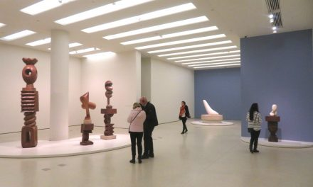 """BRÂNCUȘI: Lecția despre Infinit"" / ""A Lesson on the Infinite"", ICR New York"