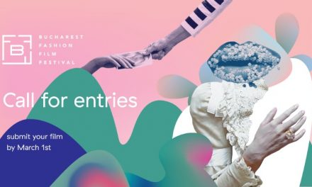 Call for entries || Bucharest Fashion Film Festival 2018