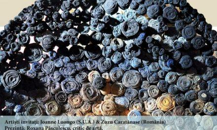 """Daniela Frumuşeanu, expoziţie personală itinerantă de artă vizuală """"METAFIZIC"""" @ Casa Vergu–Mănăilă, Colecţia de etnografie şi artă populară, Buzău"""