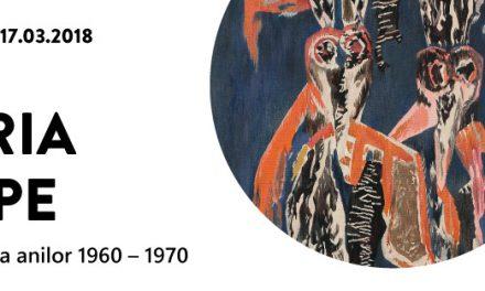 """Expoziția """"Maria Ciupe. Arta textilă a anilor 1960 – 1970"""" @ Galeria Quadro, Cluj"""