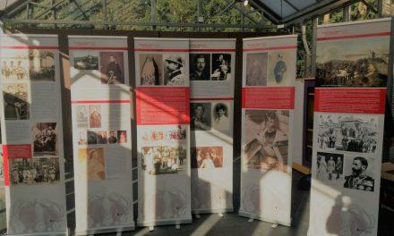 """Expoziția """"Românii și Marele Război"""" este prezentată pentru prima dată în Olanda"""