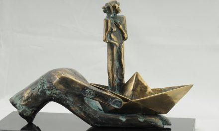 Expoziție de sculptură Gyarmathy János @ Institutul Balassi – Institutul Maghiar din Bucureşti