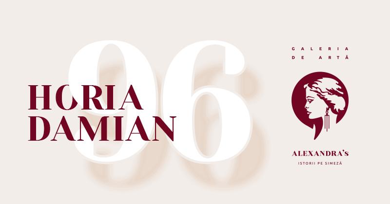 Horia Damian 96