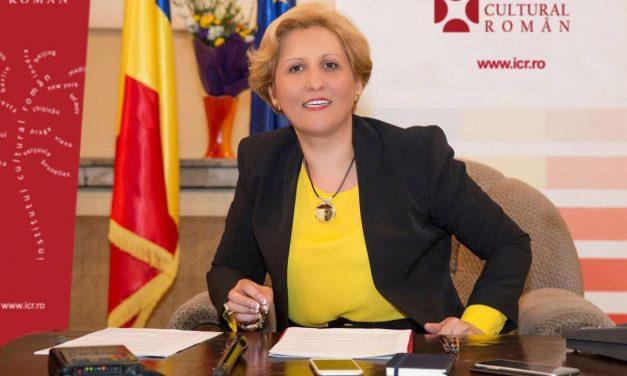 Liliana Țuroiu despre ICR, Centenarul Marii Uniri și Sezonul Cultural România-Franța