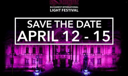 Festivalul Luminii de la București: s-au ales finaliștii Concursului de video mapping Spotlight