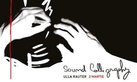 Sound Calligraphy – workshop și live performance cu artista vieneză Ulla Rauter @ POINT, București