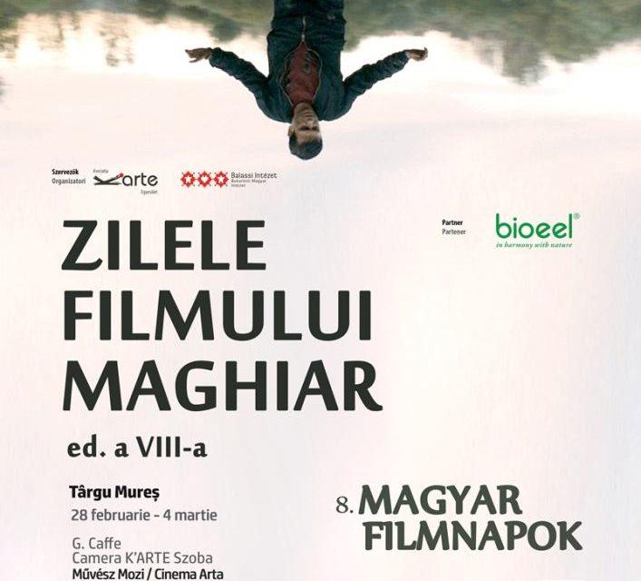Zilele Filmului Maghiar la Târgu Mureş