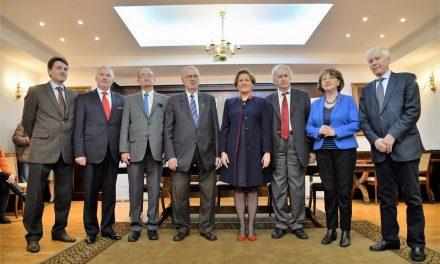 Acord de parteneriat între Academia Românăși Institutul Cultural Român