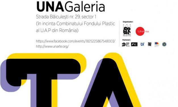 """""""Textilele Astăzi / 2018"""" @ UNAGaleria, București"""