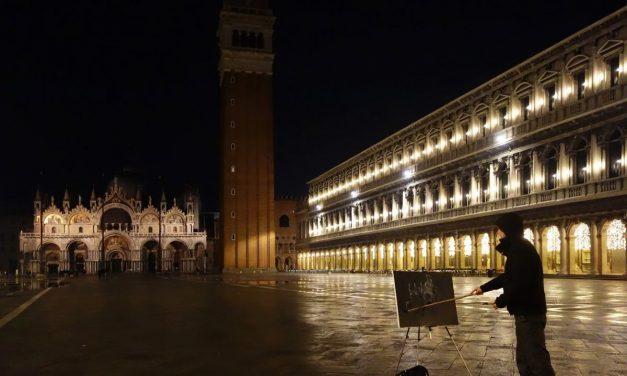 Sorin Scurtulescu – The Night Watch in Venice