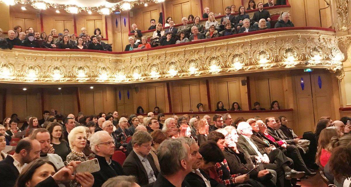 Regal românesc la Paris – Personalităţi franceze şi ale diasporei româneşti au fost premiate de Institutul Cultural Român
