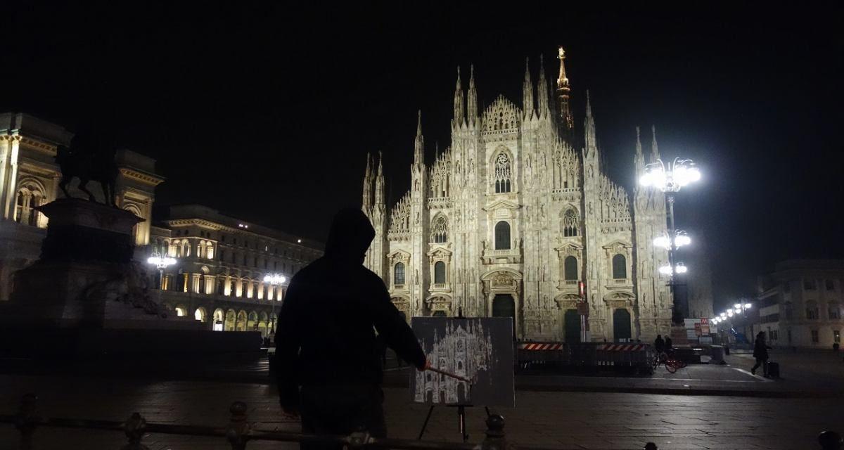 Sorin Scurtulescu – The Night Watch in Milan*