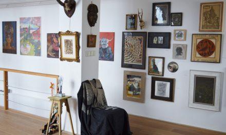 """""""Cabinetul de curiozităţi"""" de la Galeriile Karo – Bacău"""