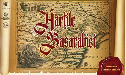 """Expoziția """"Hărțile Basarabiei"""" @ Muzeul Național al Satului """"Dimitrie Gusti"""""""
