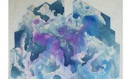 """Andreea Ataeno, """"Labirint Flu"""" @ Metropolis Art Collection, București"""