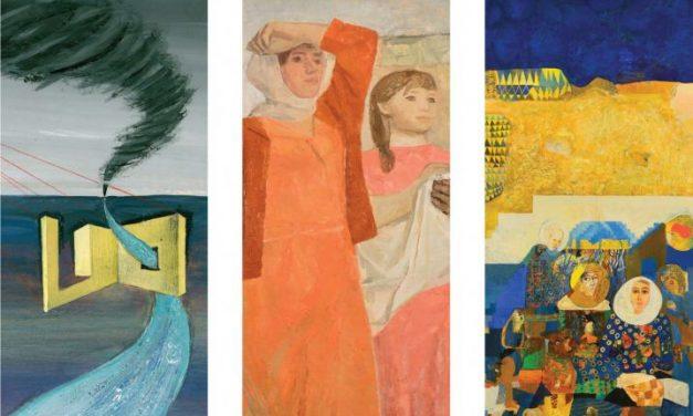 Centenarul femeilor in arta românească, expoziție-cercetare produsă de PostModernism Museum, itinerată la Muzeul de Artă Brașov