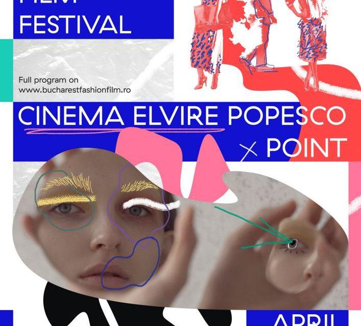 A doua ediție Bucharest Fashion Film Festival || 13-15 aprilie
