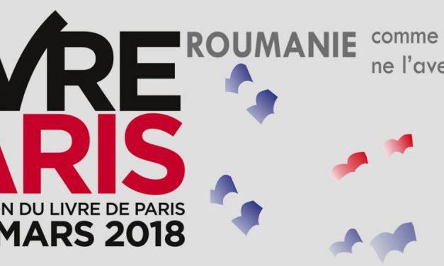 """""""România, așa cum nu aţi mai citit-o"""" la Salonul cărţii de la Paris"""