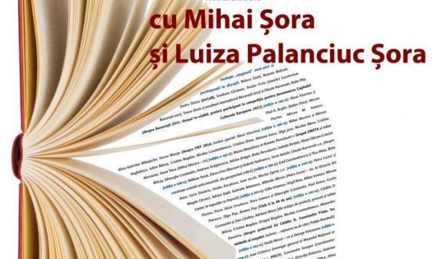 Redeschiderea Cafenelei critice! Cu Mihai Şora şi Luiza Palanciuc-Şora!