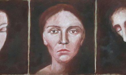 Portrete de femei – un mărțișor pe pânză la ICR Istanbul