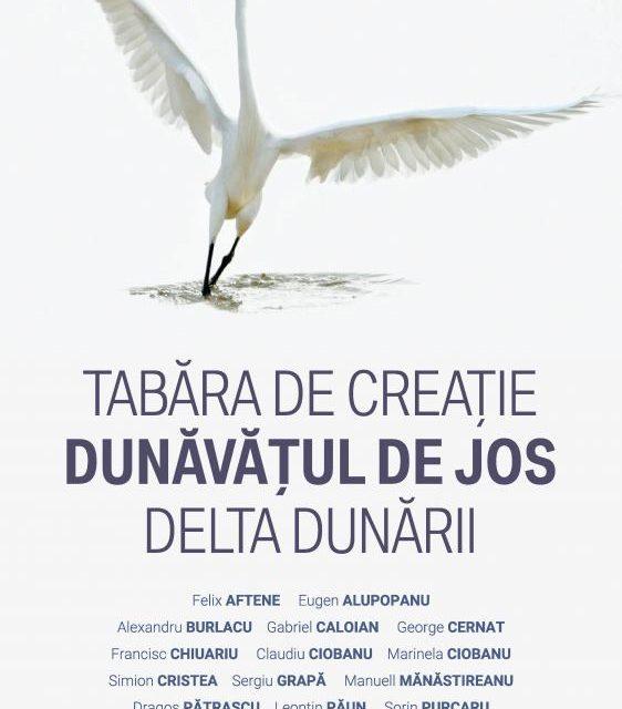 """EXPOZIȚIE DE PICTURĂ, GRAFICĂ ȘI SCULPTURĂ""""TABĂRA DE CREAȚIE – DUNĂVĂȚUL DE JOS – DELTA DUNĂRII"""" @ Galeria de Artă""""Victoria"""", Iași"""