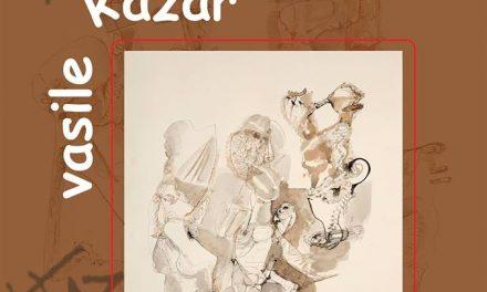 Expoziţie de grafică, Vasile Kazar @ Muzeul Maramureşan, Sighet