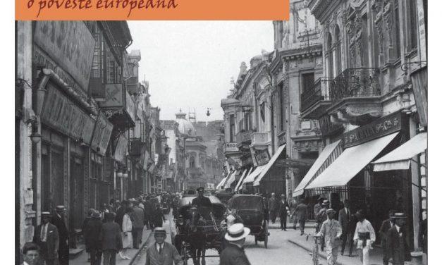 """Expoziția """"Leipzig-București-Lipscani: o poveste europeană"""" @ Primăria Orașului Leipzig"""