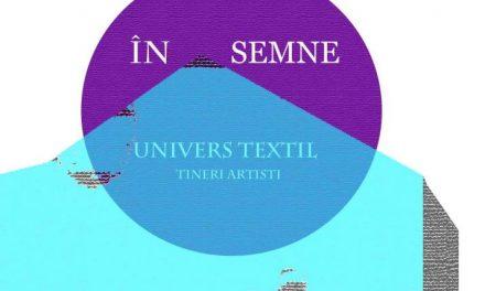 """Expoziție de artă textilă """"În semne"""" @ Galeria de artăNicolae Tonitza, Iași"""