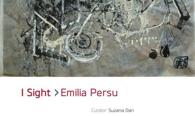 """Expoziție de grafică """"I SIGHT"""" Emilia Persu @ Centrul Cultural """"Palatele Brâncovenești de la Porțile Bucureștiului"""""""