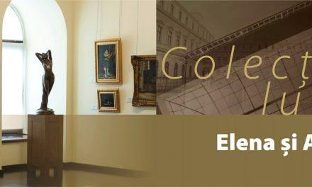 Prezentarea Colecției Elena și Anastase Simu @ Muzeul Colecțiilor de Artă