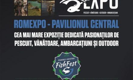 FISHING & HUNTING EXPO –EDIȚIA A TREIA – 2018