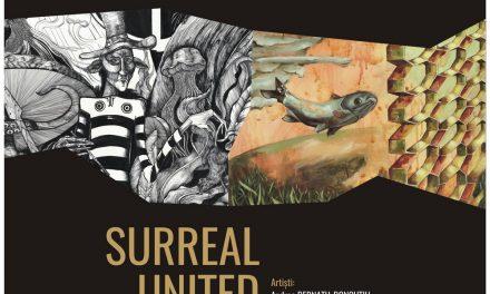 "Andrea Gabriela Bernath-Doncuțiu și Claudiu Rudolf Doncuțiu, expoziția ""Surreal United"" @ Muzeul Național Brukenthal"