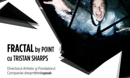 Tristan Sharps, unul dintre cei mai apreciați creatori de teatru imersiv din lume @ Point București