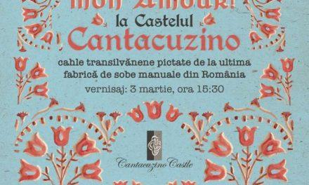 """Expoziția """"Teracota, mon Amour!"""" la Castelul Cantacuzino din Bușteni"""