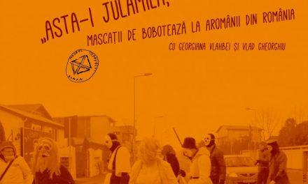 """Conferințe de la Șosea: """"Mascații de Bobotează – ultimul obicei viu la aromânii din România"""" @ Muzeul Național al Țăranului Român"""