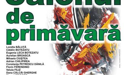 """""""Salonul de primăvară"""" a UAPR Constanța @ Biblioteca Națională a României"""
