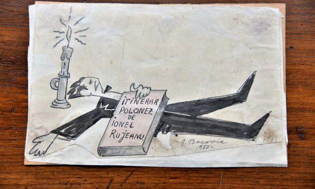 Desenul – pasiunea lui Bacovia