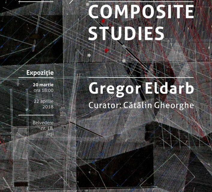 Composite studies – expoziție de pictură a artistului polonez Gregor Eldarb @ Borderline Art Space, Iași