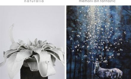 """Expoziții Daniela Făiniș – """"Naturalia"""" și Gabriel Bodnariu – Memorii din fantastic @ Art Yourself Gallery, București"""