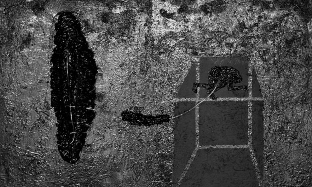 WOUNDING THE COLOR BLACK: On Zsolt Berszán's art